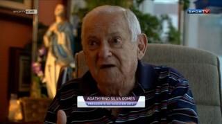 Agathyrno Silva Gomes estava com 88 anos (Foto: Reprodução)