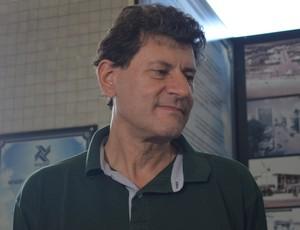 Amauri Ribeiro é presidente da Confederação Brasileira de Vôlei Sentado (Foto: Felipe Martins/GLOBOESPORTE.COM)