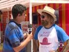 'Quase um gaúcho', diz Donavon Frankenreiter após surfar no RS