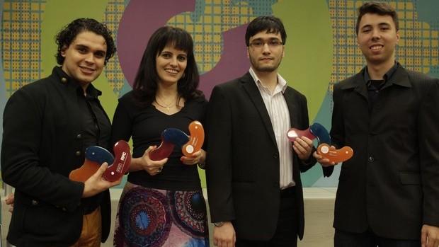 RPC revela os vencedores do Prêmio Bom Exemplo 2015 (Reprodução/RPC)