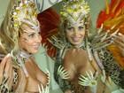 'Vou ser a primeira rainha a voar na Avenida', diz Ângela Bismarchi