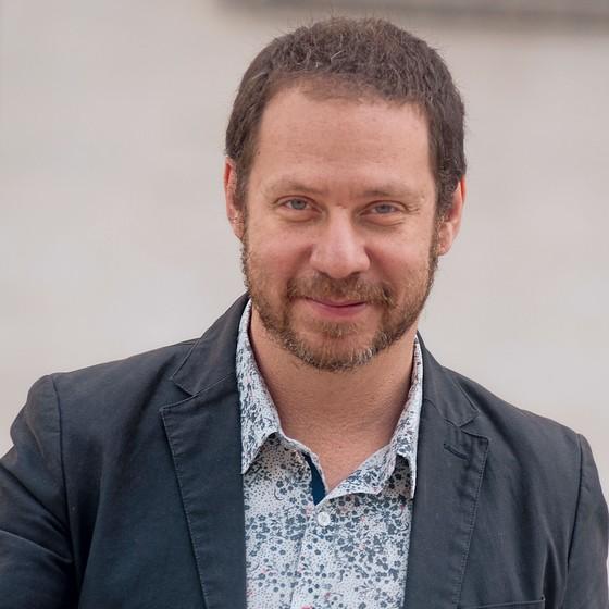 O ator Bruce Gomlevsky  (Foto:  Dalton Valério)