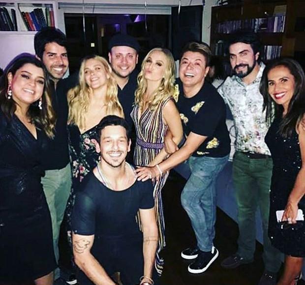 Preta Gil com convidados (Foto: Reprodução/Instagram)