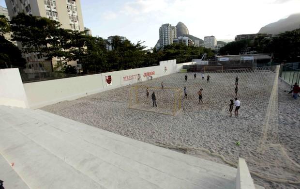 Arena Maestro Junior Flamengo (Foto: Fernando Azevedo / Fla Imagem)