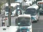 Voltam a circular micro-ônibus do transporte complementar no Recife