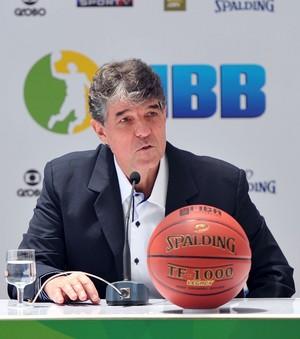 Cássio Roque presidente da LNB (Foto: João Pires / LNB)