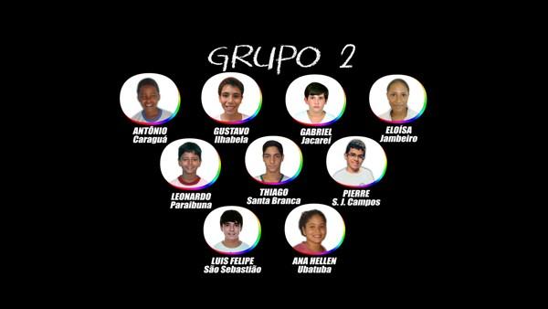 TABUADA_grupo_2_participantes (Foto: TABUADA_grupo_2_participantes)