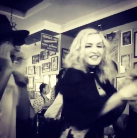 Madonna em Cuba (Foto: Reprodução / Instagram)