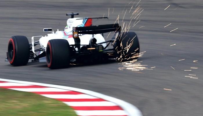 Felipe Massa no GP da China