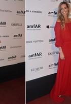 Mariana Weickert sobre usar mesmo look de Kate Moss: 'feliz coincidência'