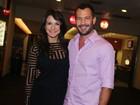 Nasce filha de Malvino Salvador e Kyra Gracie: 'Estão superbem'