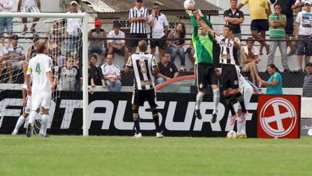 Coritiba x Operário-pr no Campeonato paranaense (Foto: Divulgação/site oficial do Coritiba Foot Ball Club)