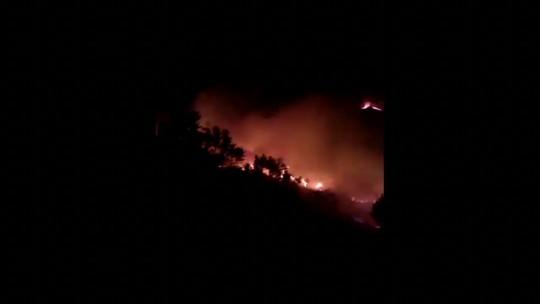 Controlado último foco de incêndio no Parque Nacional do Itatiaia