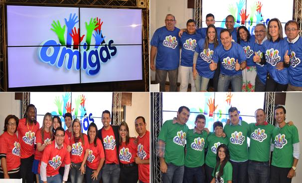 Mãos Amigas 2014 (Foto: Divulgação / TV Sergipe)
