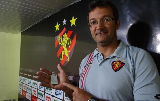 Inaldo Freire - Sport (Foto: Elton de Castro/Globoesporte.com)