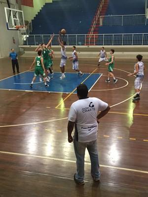 Prudente sub-16, basquete, Presidente Prudente (Foto: Ive Rodrigues / GloboEsporte.com)