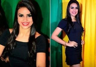 Amanda Araújo, 19 anos (Foto: Daniel Cruz/Arquivo pessoal)