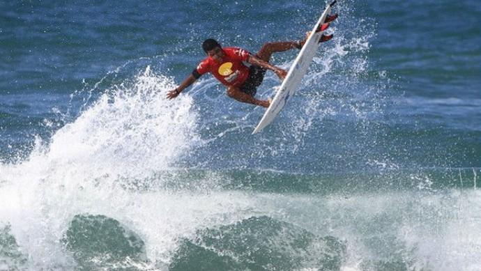 Fininho, supersurf saquarema (Foto: Pedro Monteiro / SuperSurf)