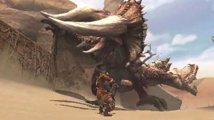 Monster Hunter 4 Ultimate (Foto: Divulgação)