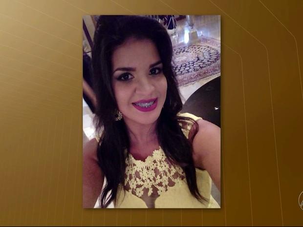 Meirylane Thaís, de 19 anos, estudava Biomedicina em João Pessoa  (Foto: Reprodução/TV Cabo Branco)