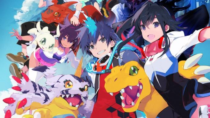 Digimon World: Next Order (Foto: Divulgação/Bandai Namco)
