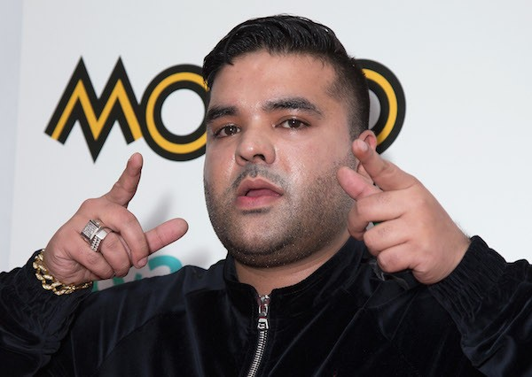O produtor britânico Naughty Boy (Foto: Getty Images)