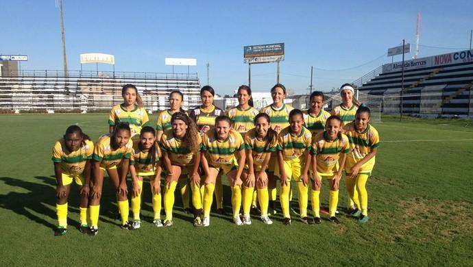 Time feminino do Ipanema, semifinalista na Copa Rainha Marta (Foto: Reprodução/Facebook Ipanema)