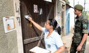 Três ministros e 3 mil militares fazem ação de combate ao Aedes no Ceará