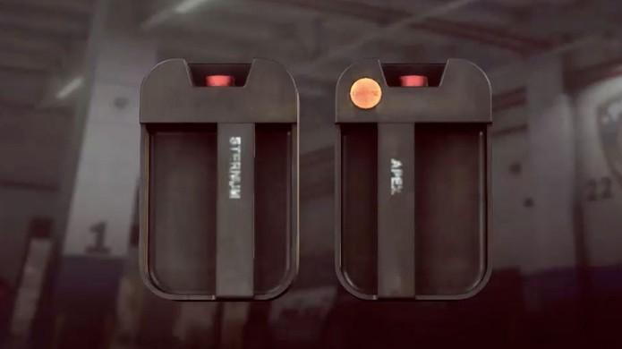 Os itens Revive e Defibrillator são basicamente os mesmos para lados diferentes da batalha (Foto: Divulgação)