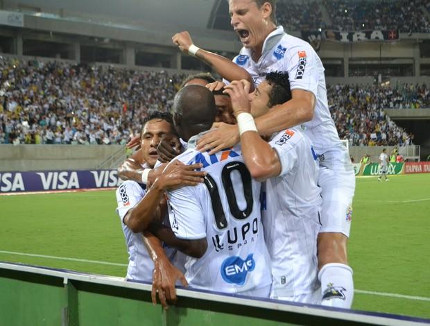 ABC x Vasco classificação Copa do Brasil  (Foto: Jocaff Souza/GloboEsporte.com)