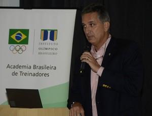 Marcus Vinícius Freire COB Academia de Treinadores (Foto: Crédito: Ismar Ingber/ Acervo COB)