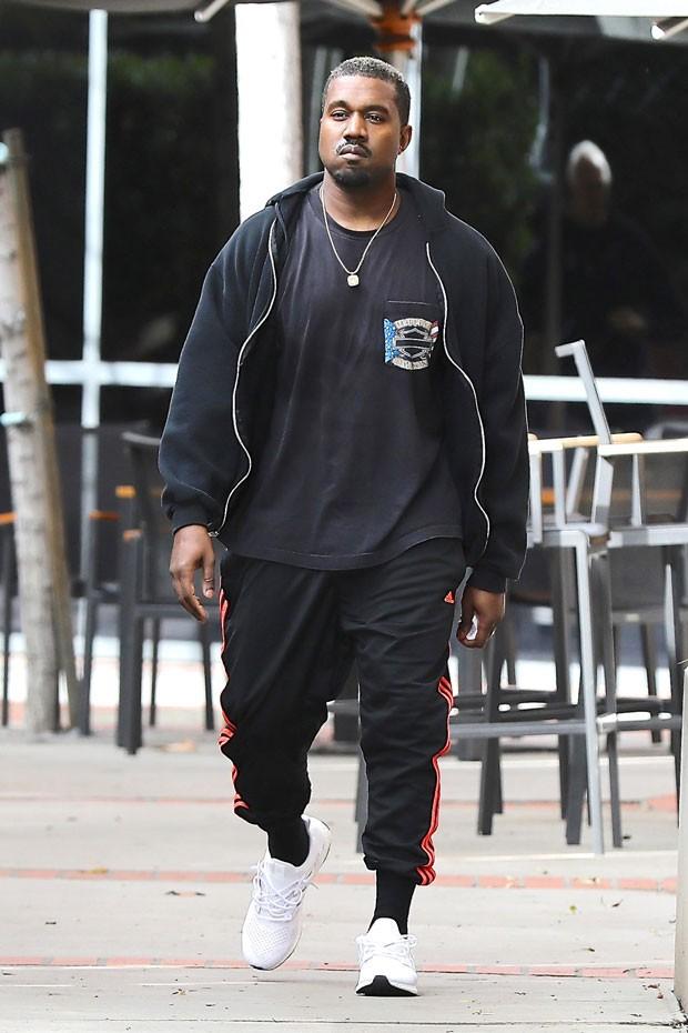 Kanye West: quem sabe, sabe (Foto:  )