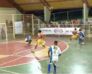 Itatiaia se despede da Copa Rio Sul de Futsal (Foto: Bom Dia Rio)