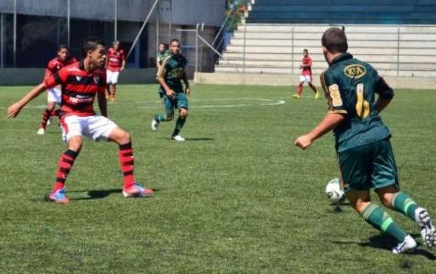 Atlético-GO x Palmeiras Brasileirão Sub-20 (Foto: Divulgação/Federação Gaúcha de Futebol)