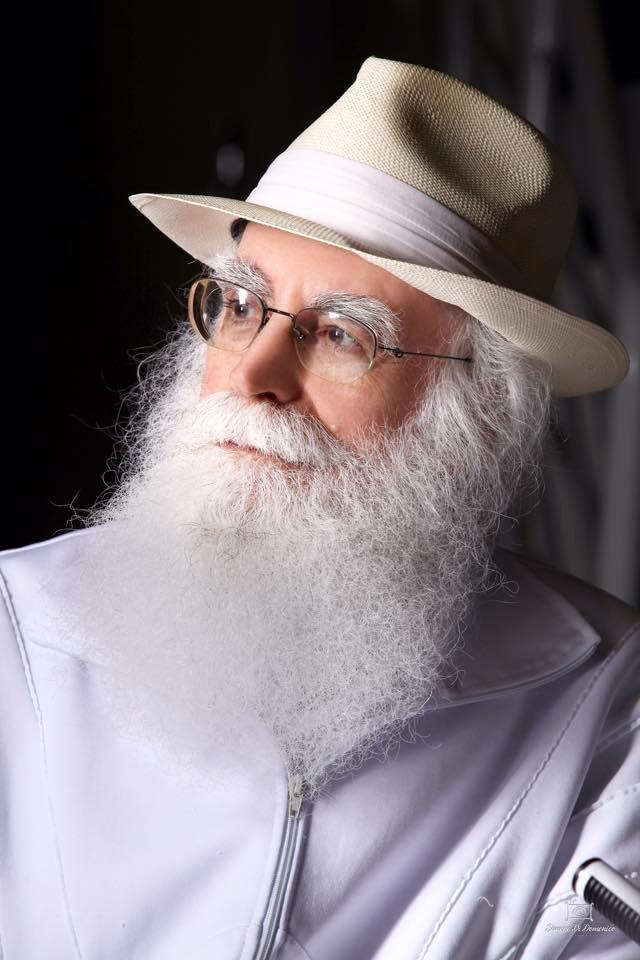 Waldo Vieira tem 83 anos e mora em Foz do Iguaçu (Foto: Divulgação)