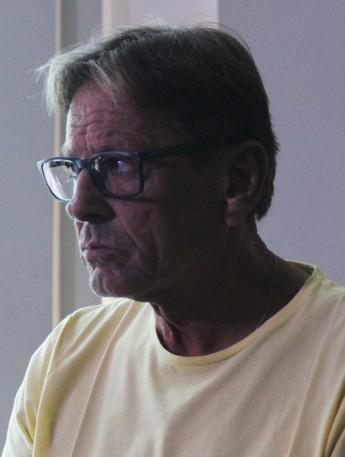 Waldemar Lemos, entrevista  (Foto: Josiel Martins)