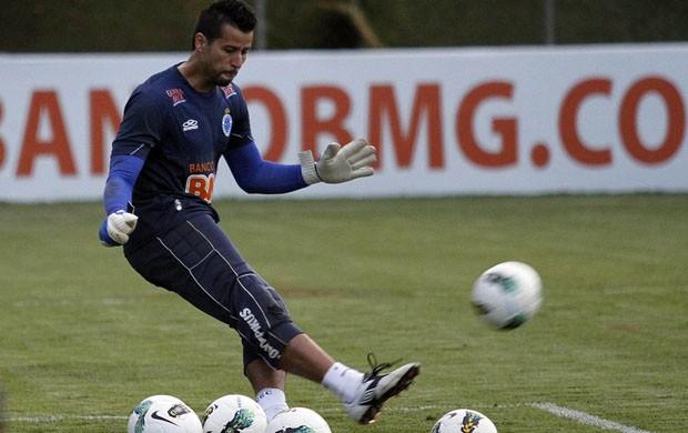 Fábio pode jogar no Atlético-MG em 2013 (Foto: Washington Alves / Vipcomm)