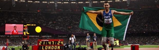 Amarradão paralimpíadas alan fonteles (Foto: Getty Images)
