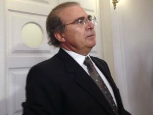 Olavo Calheiros ALE (Foto: Michelle Farias/G1)