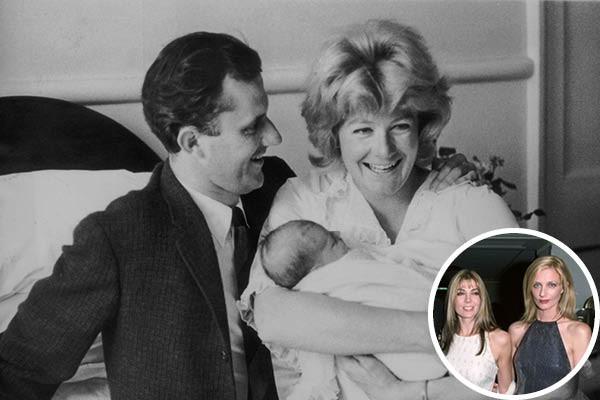 Tony Richardson e Vanessa Redgrave, pais de Natasha e Joely Richardson (Foto: Getty Images)