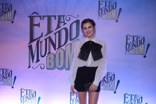 Camila Queiroz (Foto: Marcelo Sá Barreto /AgNews)