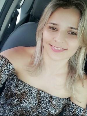 A estudante Pamela Pereira de Sá está internada no Hospital Regional de Colíder (Foto: Reprodução/ Facebook)
