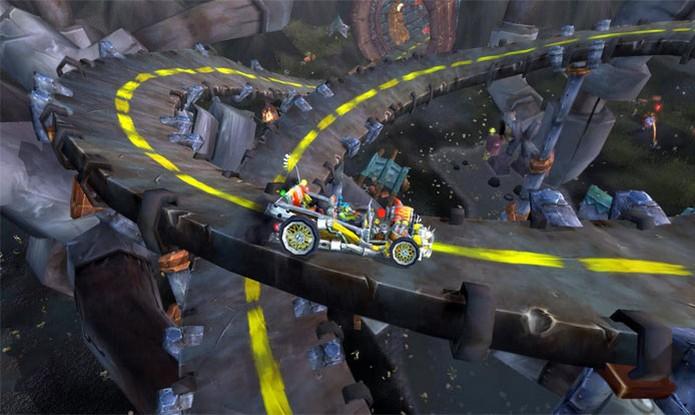 World of Warcraft vai ter minigame de karts similar aos atuais veículos do jogo (Foto: Divulgação) (Foto: World of Warcraft vai ter minigame de karts similar aos atuais veículos do jogo (Foto: Divulgação))