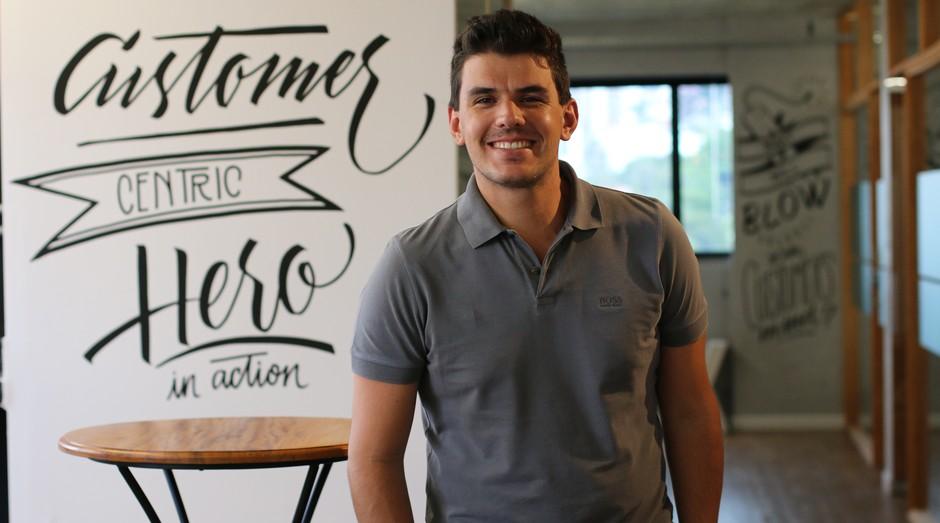 Tomás Duarte, fundador da Tracksale (Foto: Divulgação)