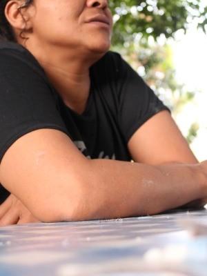 Mãe conta drama da perda dos filhos por causa das drogas (Foto: Gustavo Arakaki/G1/Arquivo-01/10/2013)