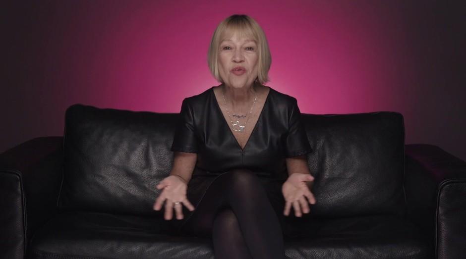 Cindy Gallop (Foto: Divulgação/ YouTube)