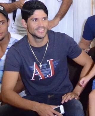 Jair Costa era mais habilidoso que o irmão, Diego Costa (Foto: João Áquila)