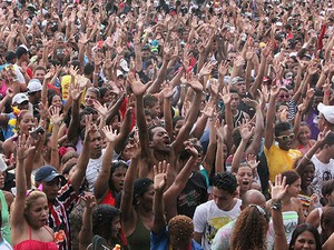 Lava-Pratos é considerado primeiro carnaval fora de época do país (Foto: Divulgação / PMSJR)
