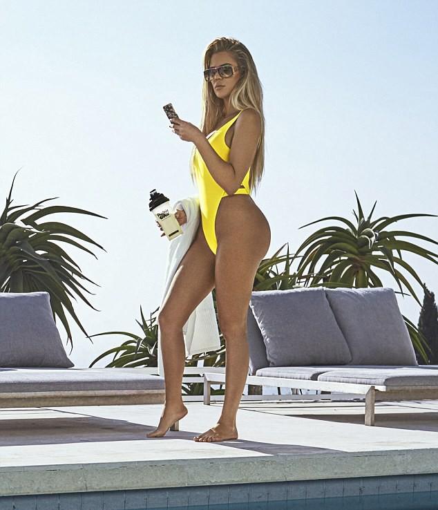 Khloe Kardashian (Foto: Reprodução)