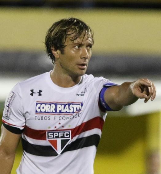 fica ou sai? (Rubens Chiri / site oficial do São Paulo FC)